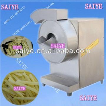 Radish slicing machine