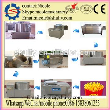 automatic potato chips making machines for sale 0086-15093262873