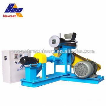 hot sale automatic mixing machine animal feeds/dog feed making machine/feed hammer mill