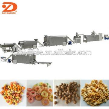 Breakfast Cereal Production Line Corn Flakes Production Machine