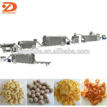 DAYI Quality Cereal Breakfast Corn Flakes Snack Food Making Machine