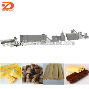 core filling snacks corn puffed making machine