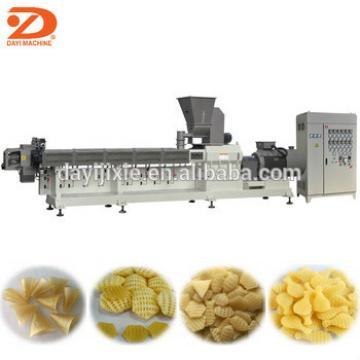 Large size double screw extruder/2D&3D pellet machine/Breakfast Cereals Machine/TVP Soy Protein machine