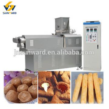 Hot Sale Small Scale Corn Snack Making Line Breakfast Cereal Machine
