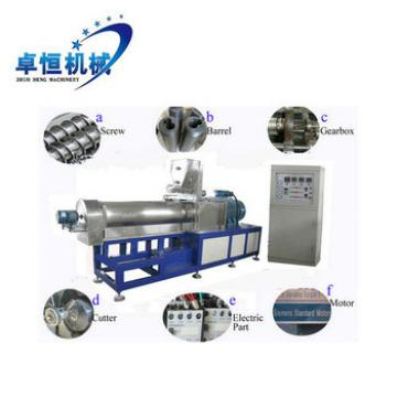High efficiency breakfast cereals corn flakes equipment