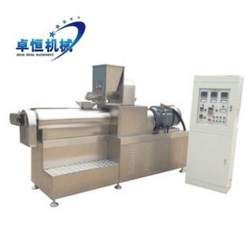 Sweet /roasting corn flakes machines making factory