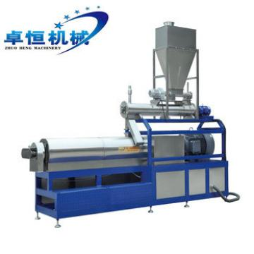 Instant Breakfast Cereal Corn Flakes Production Line