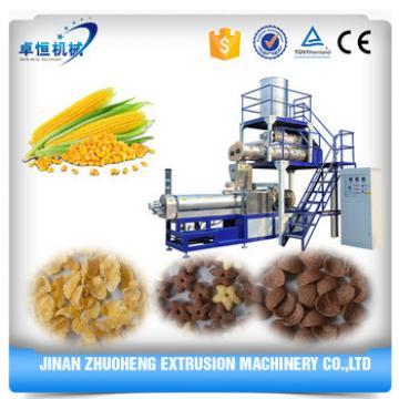 Best Industrial cereal breakfast Corn flakes making machines