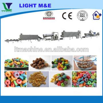 Automatic Breakfast Cereal Processing Line