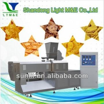 Instant Crispy Breakfast Cereal Corn Flakes Extruder Machine