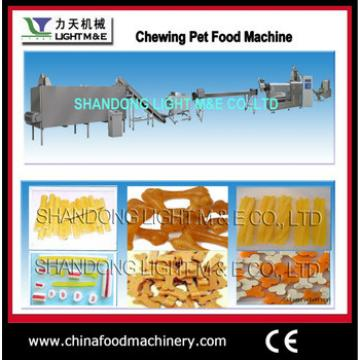 Dog chewing Pet Snacks Food Machinery