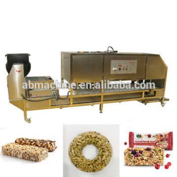 candy forming machine grain extruder granola bar machine