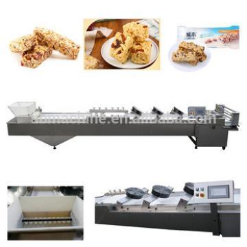 granola bar marshmallow treat cereal bar cutting machine