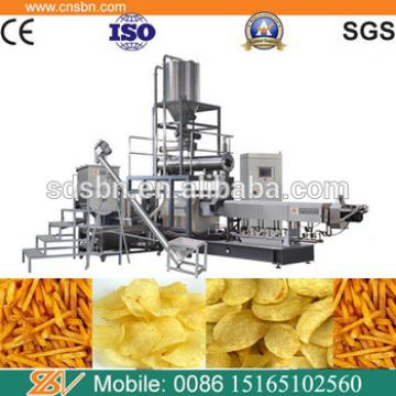 semi-automatic potato chip frying machine