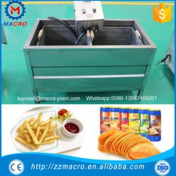 Hot selling potato chips making machine/machine to make potato chip