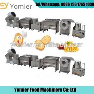 High Quality Fresh Potato Chips Processing Machines/Sweet Potato Chips Making Equipments