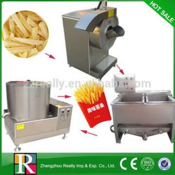 Commercial 50kg/h to 150kg/h crisp potato chips making machines