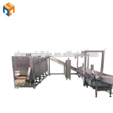 a complete potato chips making machine factory price