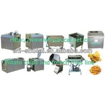 Fresh Potato Chips Machine Price /Potato Chips Making Machine/Potato Chips Line