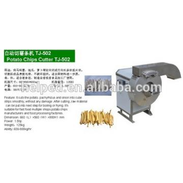 industrial potato chips slicing machine