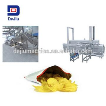 2017 Small Scale Potato Chips Making line Processing Line Machines