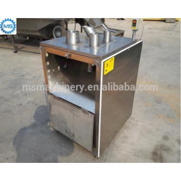 Low Consumption small spiral potato chips making machine supplier