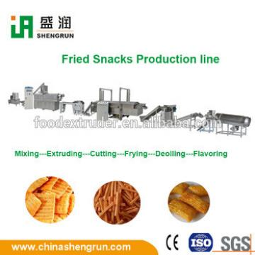 CE certificate fried potato chips machine price