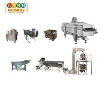 Fully Automatic Fresh Potato Chips Manufacturing Machinery