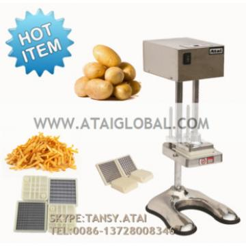 Electric french fry potato chip machine