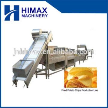 CE standard semi-automatic potato chips slice making machine