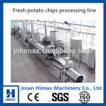 small scale potato chips making machine