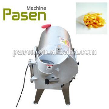 Widely used potato cube strip cutting machine / machine to make potato chips / root vegetable cutting machine