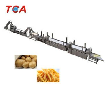 potato chips making machine deep fryer chicken french fries machine