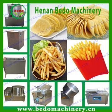 BEDO potato chips snacks making machine