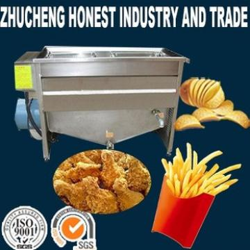 Factory Price Automatic Making Potato Chips Frying Machine/potato chips frying machine