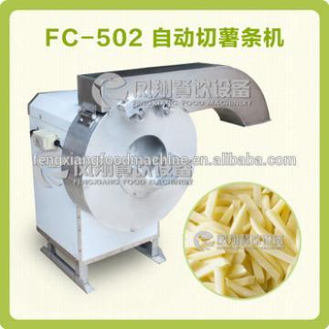FC-502 Potato Chips French Fries Cutting Making Machine