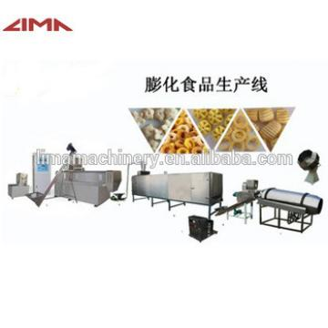 Hot sale new products corn flakes machine breakfast cereals process line