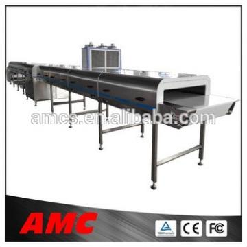 Electrically Controlled Machinery Price potato chips making machine Cooling Tunnel Industry Production Line