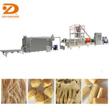 High Speed Extruded Textured Soya Protein Machine