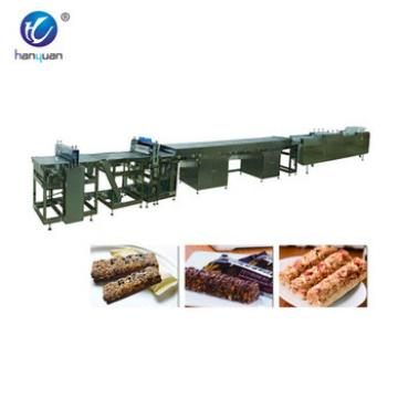 Professional manufacturer granola bar equipment with Quality Assurance