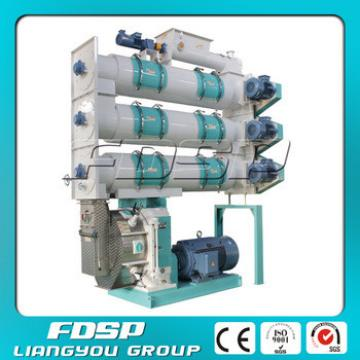 Widely Use Grain Straw Grass Animal Feed Pellet Mill Machine for sales