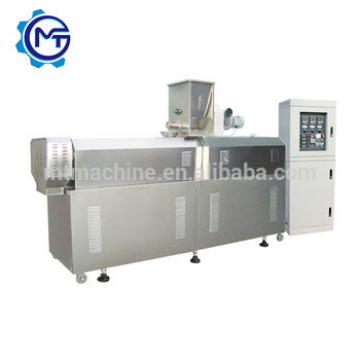 High automatic breakfast cereal corn chips making machine