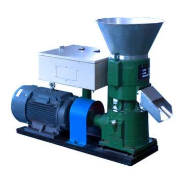 Chicken farm processing feed press plant 100-300kg/h animal feed pellet machine