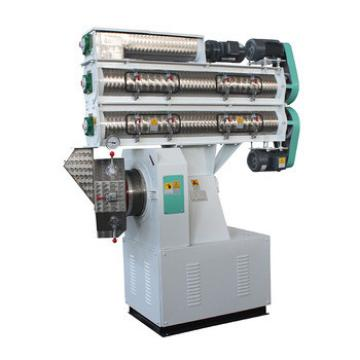 New products good quality poultry animal feed pellet mill machine output 1-2T/H RING DIE PELLET MACHINE