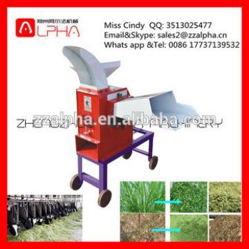 Grass cutting machine for sale,animal feed grass cutting machine,Grass hay straw stalk grinding machine
