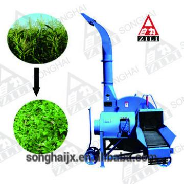Made in China corn silage making machine, animal feed machinery in Kenya for animal feeds