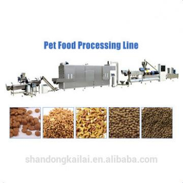 Hot sale pet dog food chews making machine with 20 years of experience