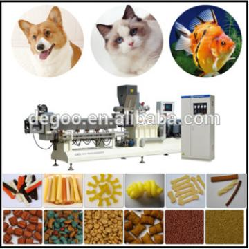 Best Quality Pet Chewing Gum Machine/Dog Chewing Snack Machine/Pet Food Production Line