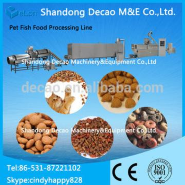 Dental Care Pet Chewing Snack Machinery