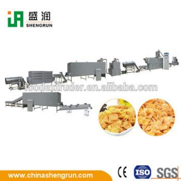 automatic Breakfast Cereal Making Machine